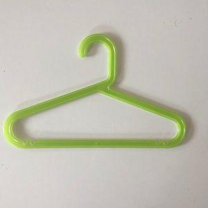 30 Discontinued Green IKEA BAGIS Children Hangers